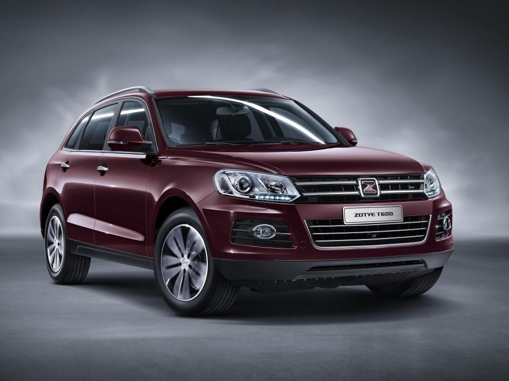 ВКитайской народной республике стартовали продажи Zotye T600 Coupe