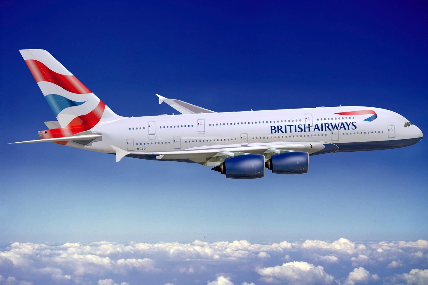 Наборту самолета British Airways произошлаЧС