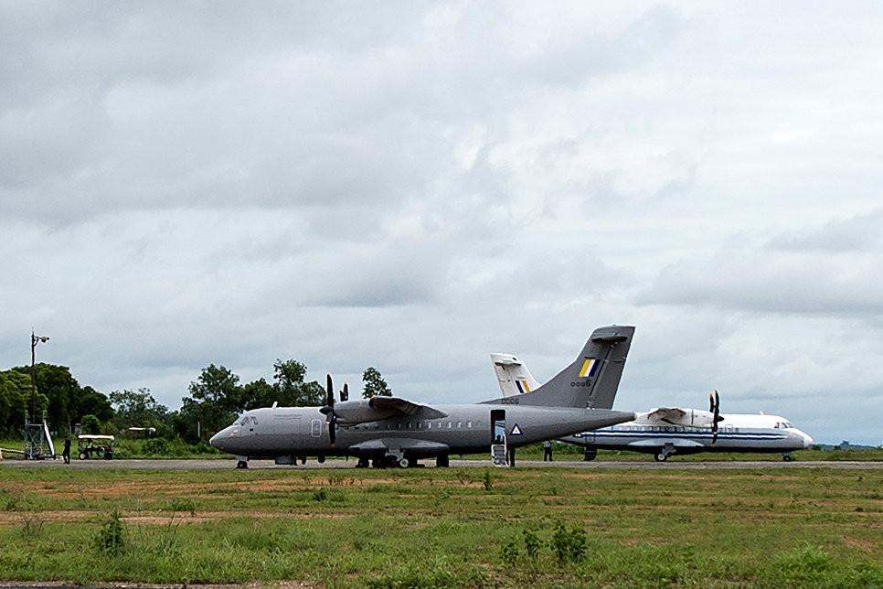 ВАндаманском море найдены тела 59 пассажиров потерпевшего крушение самолета ВВС Мьянмы
