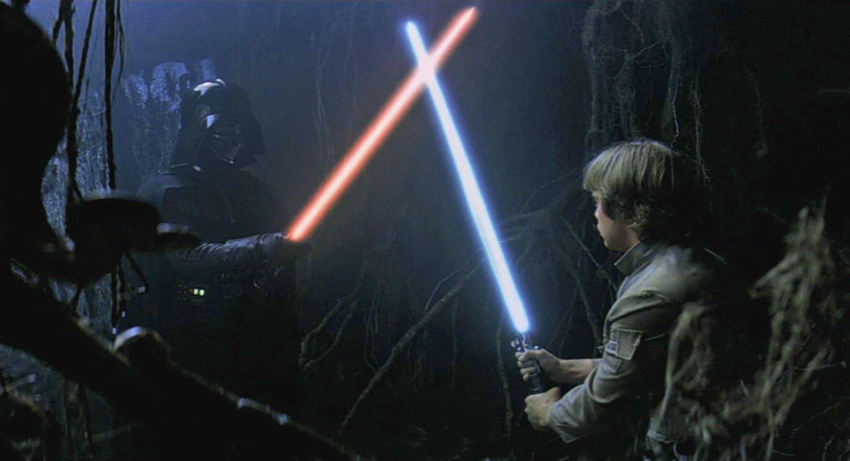 Световой меч Люка Скайуокера оценили вчетверть млн.
