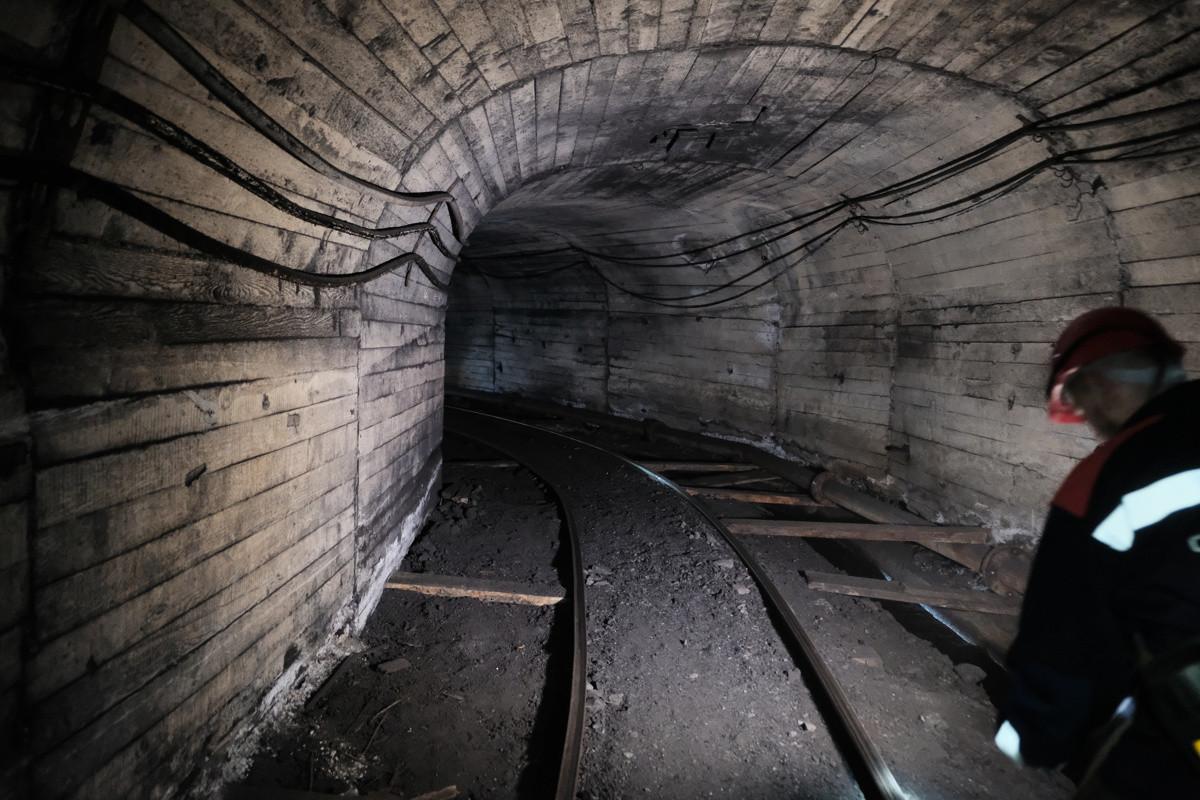Единственная наСахалине шахта обанкротилась