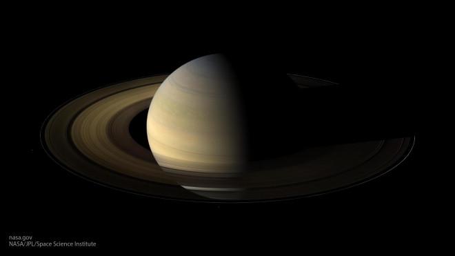 Граждане столицы 15мая смогут увидеть кольца Сатурна