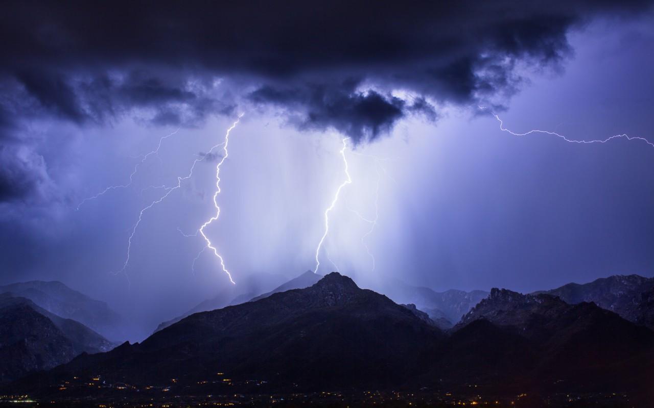 МЧС: Ливни сошквалистым ветром ожидаются вКабардино-Балкарии вближайшие 4 дня