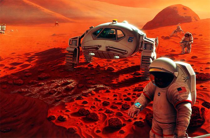 Известный хакер убеждён, что NASA скрывает отчеловечества внеземные технологии