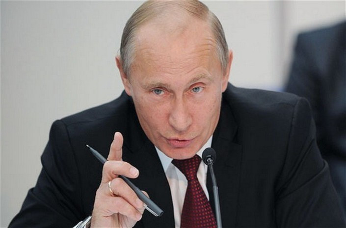 «Страны, которые ввели санкции, потеряли 100 млрд долларов»— Владимир Путин