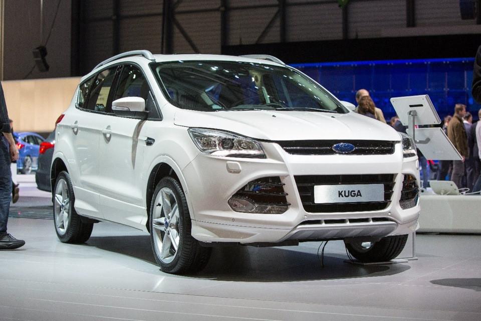 Практически 500 авто марки Форд Kuga отзывают в Российской Федерации