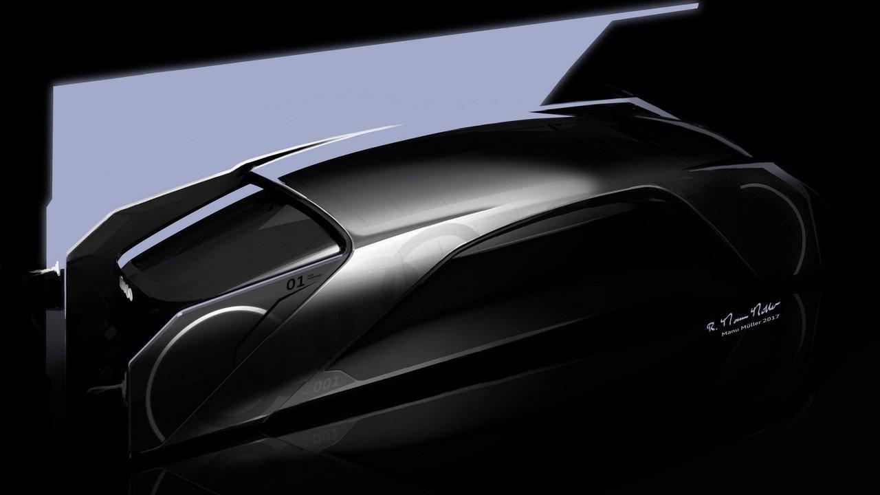 Представлен прототип навсе 100% автономного лимузина Ауди Long Distance Lounge