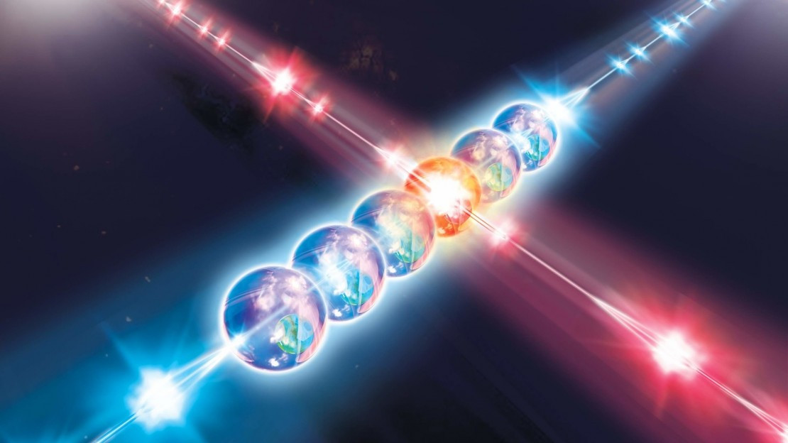 Китайские ученые продвинулись всоздании квантового интернета
