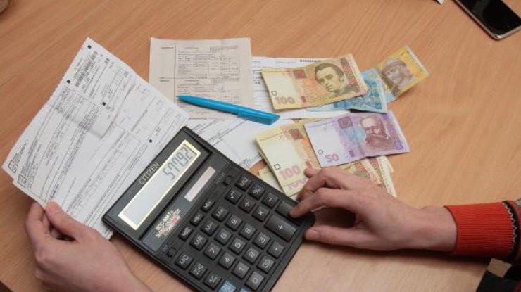 Власти столицы Украины вдвое повысили тарифы накоммунальные услуги