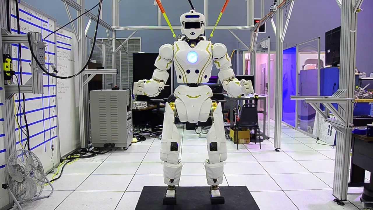 NASA провело тестирования  робота-андроида для покорения Марса