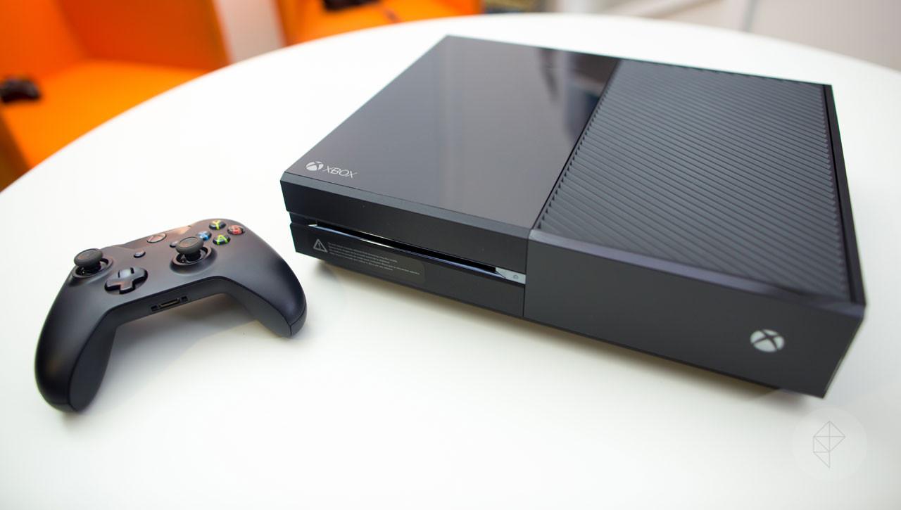 Наблюдаем сборку Xbox One X