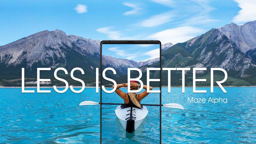 Китайская Maze открыла предзаказ на«убийцу» Самсунг Galaxy S8— смартфон Alpha