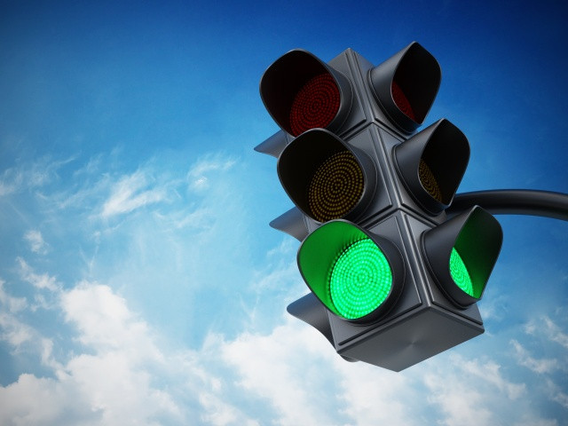ВЯлте установят 1-ый вистории города светофор