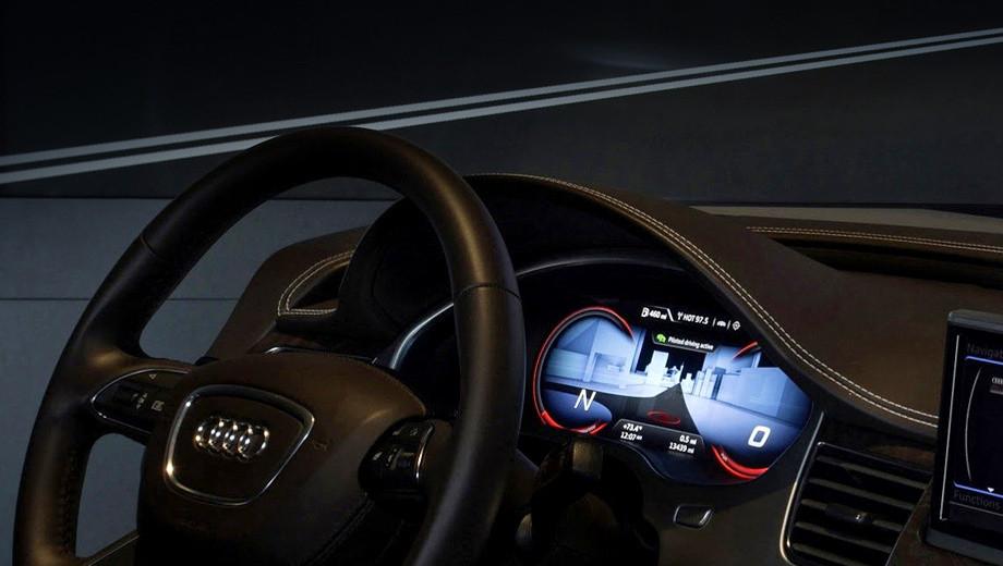 Американские пользователи готовы выбирать беспилотные автомобили