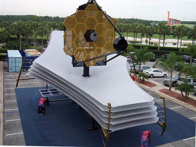 ВNASA назвали первые цели для телескопа James Webb