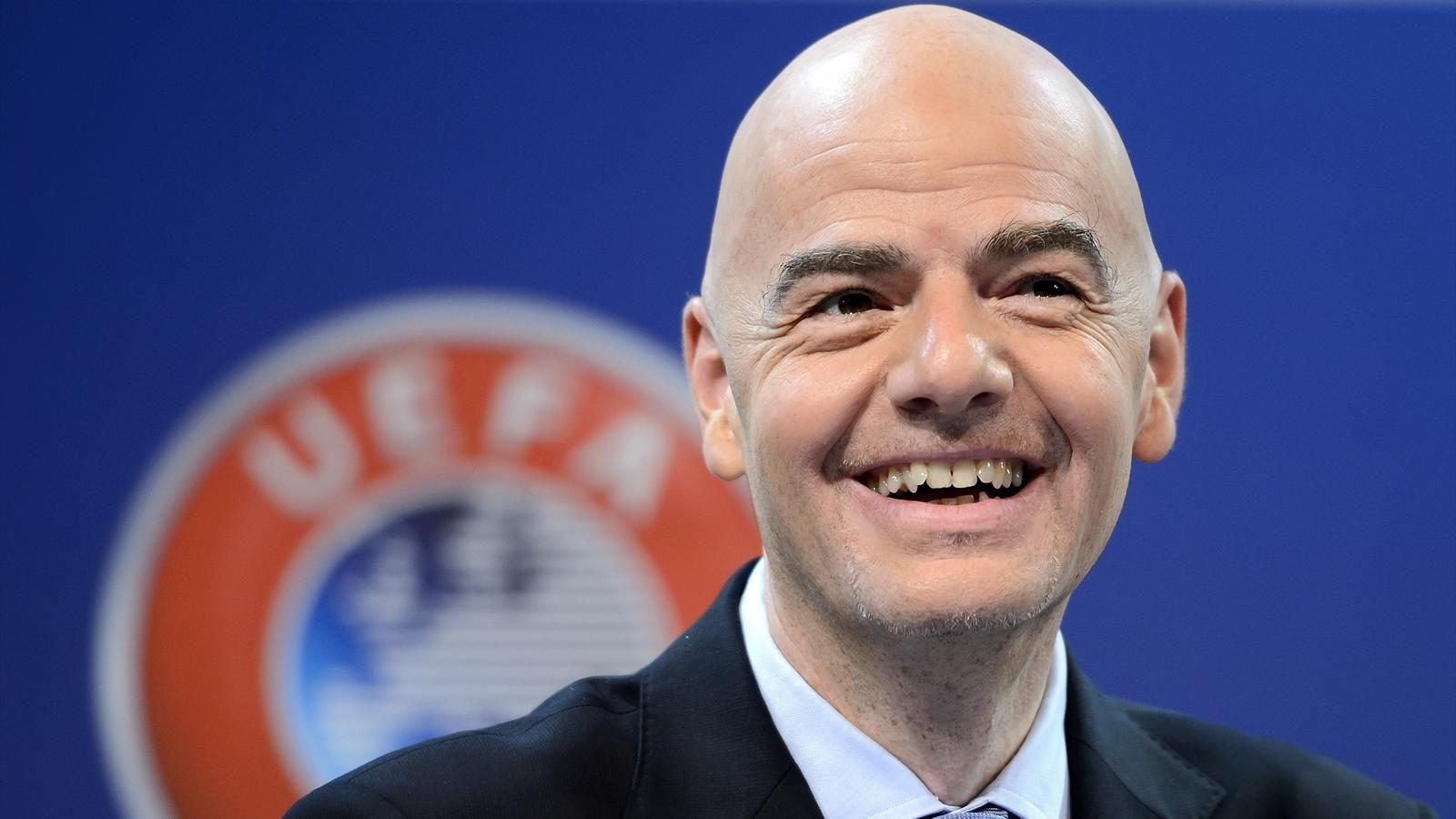 Руководитель ФИФА назвал фантастическими русские футбольные стадионы