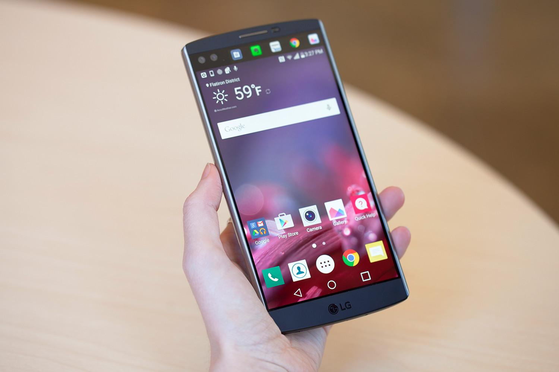 Эксперты рассказали, что стало причиной провальной премьеры смартфонаLG V20