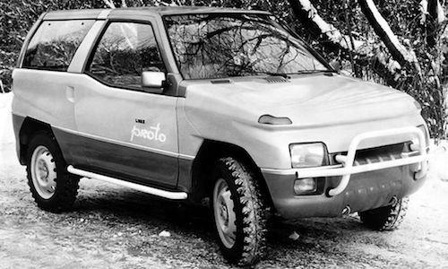 Назван самый уникальный концептуальный автомобиль, созданный вСССР