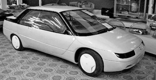 ТОП-3 самых интересных советских концепт-каров составили специалисты