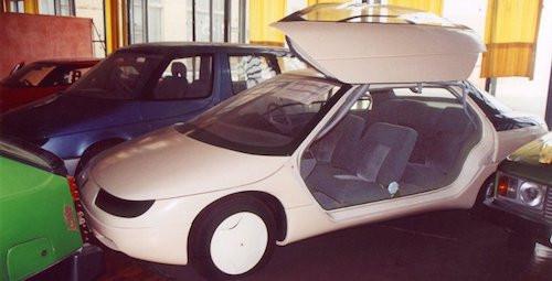 Составлен ТОП-3 самых интересных советских концепт-каров