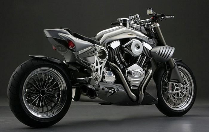 В Российской Федерации дешевеют мотоциклы