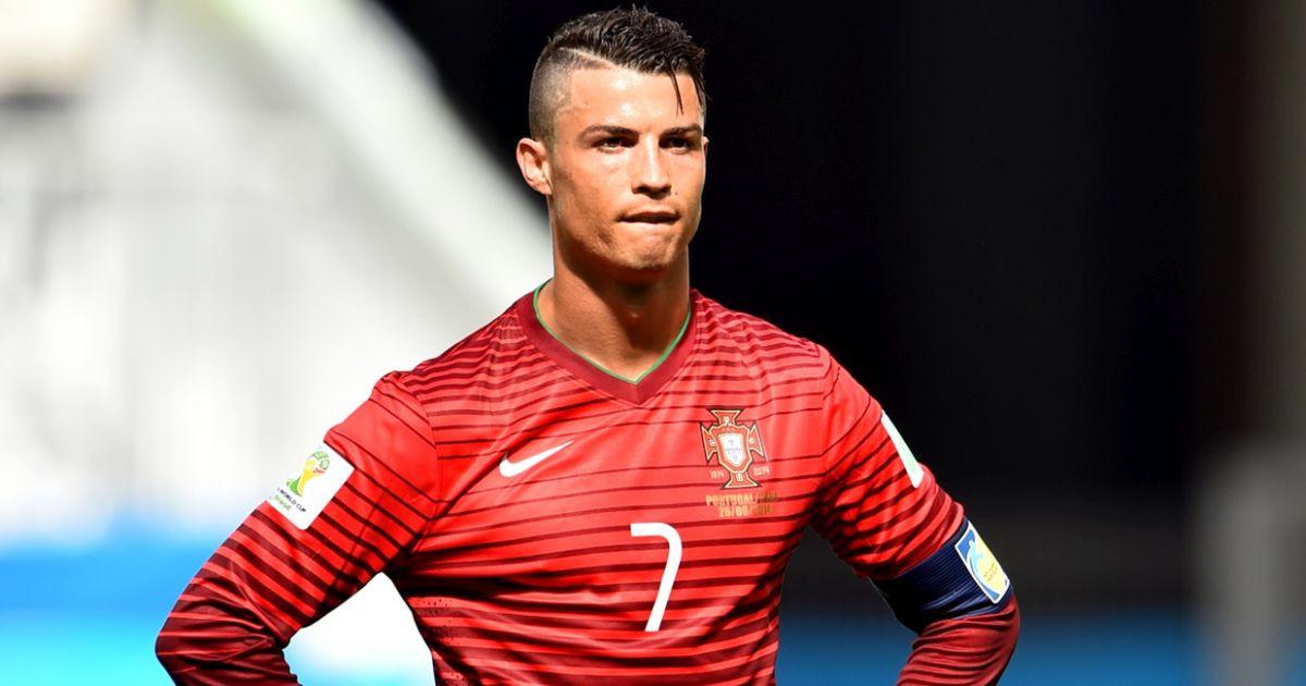 Мексика: Роналду признан лучшим игроком матча Португалия