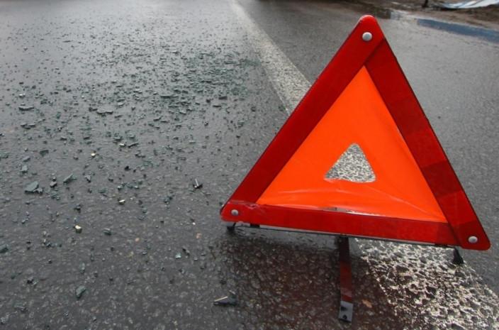 «Феррари» попал вДТП наРублёвском шоссе