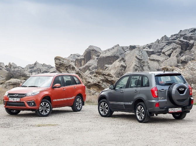 Впервый раз за11 месяцев продажи китайских машин в РФ показали рост