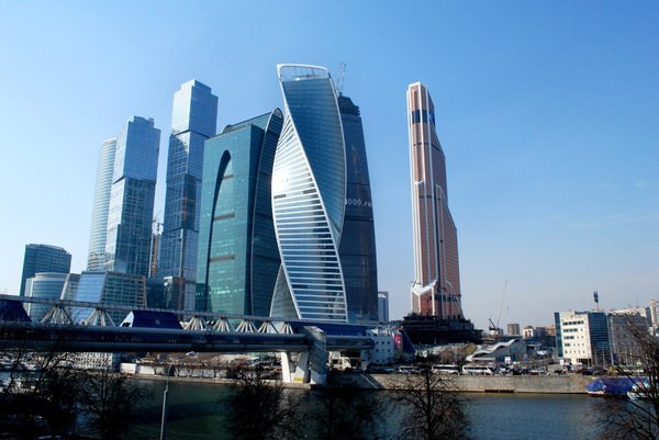 Панорамный музей откроется в«Москве-Сити»