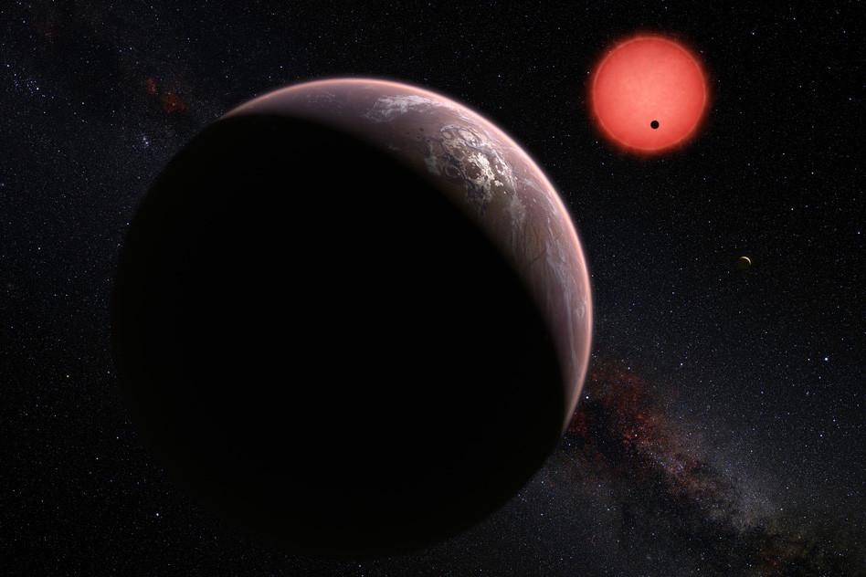 Подросток обнаружил новую планету на третий день своей стажировки в обсерватории