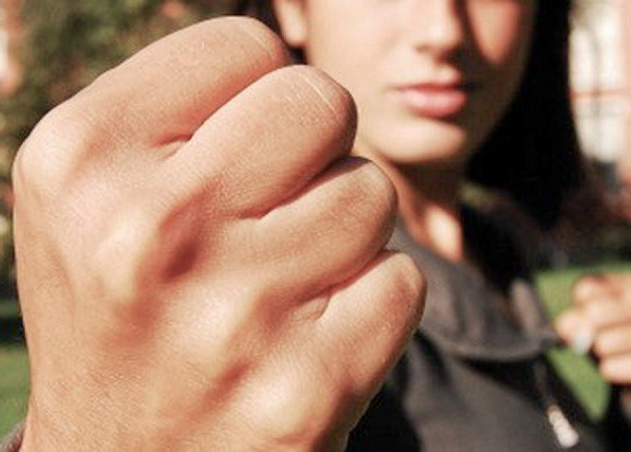 ВМоскве девушка отвергла ухажера ударом впах