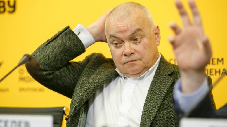 Киселев прокомментировал слухи освоем уходе изВГТРК
