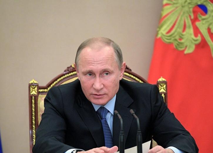 Путин поведал обудущем материнского капитала в Российской Федерации