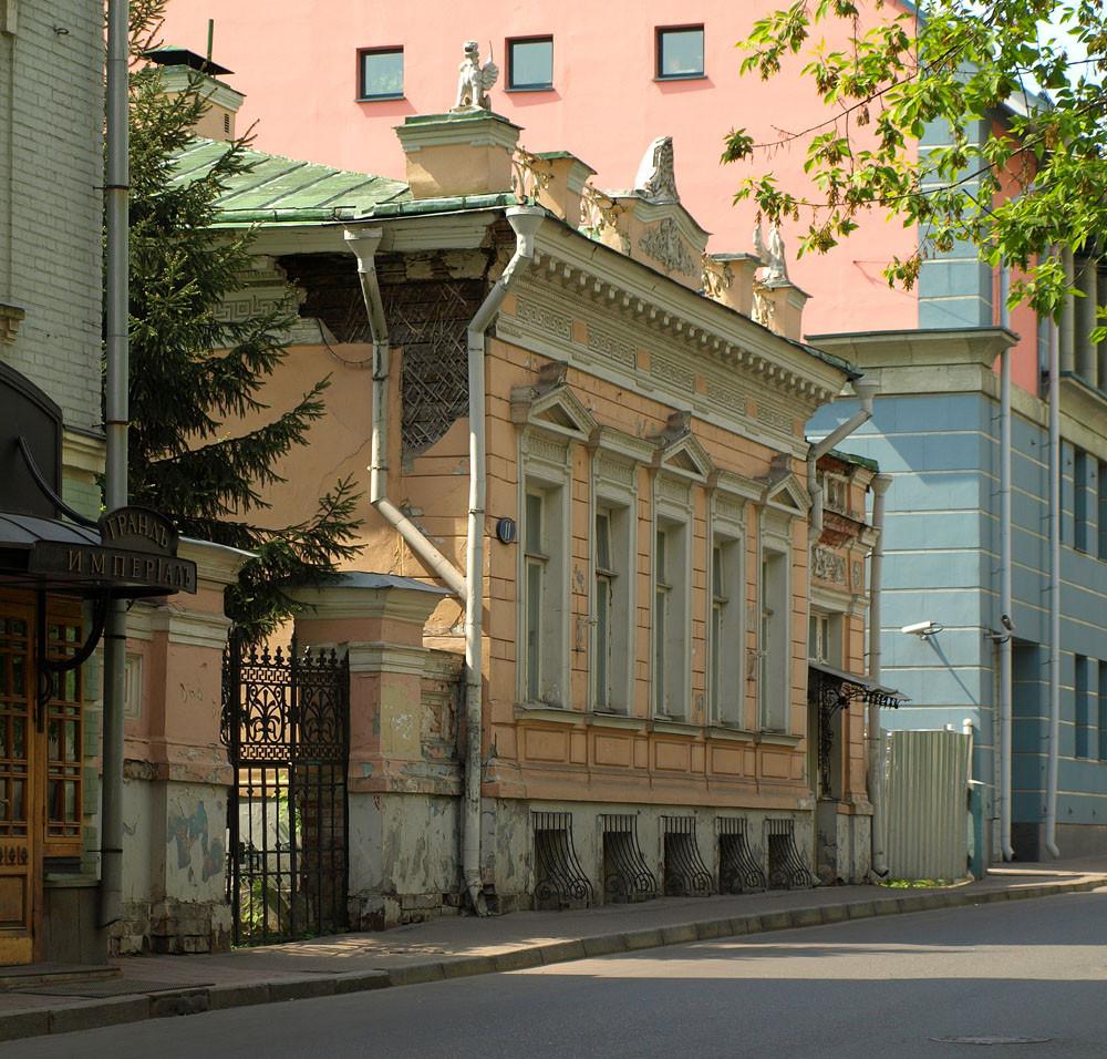 Собянин присвоил наименования 9-ти безымянным улицам в российской столице