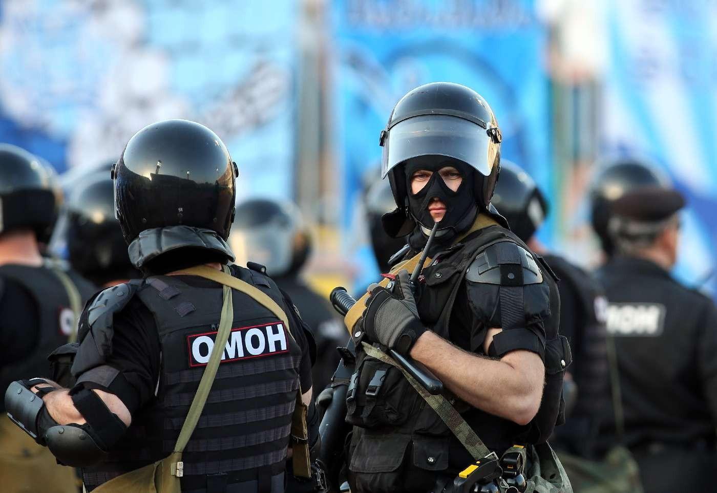 Задержан подозреваемый внападении наросгвардейца намитинге 12июня вПетербурге