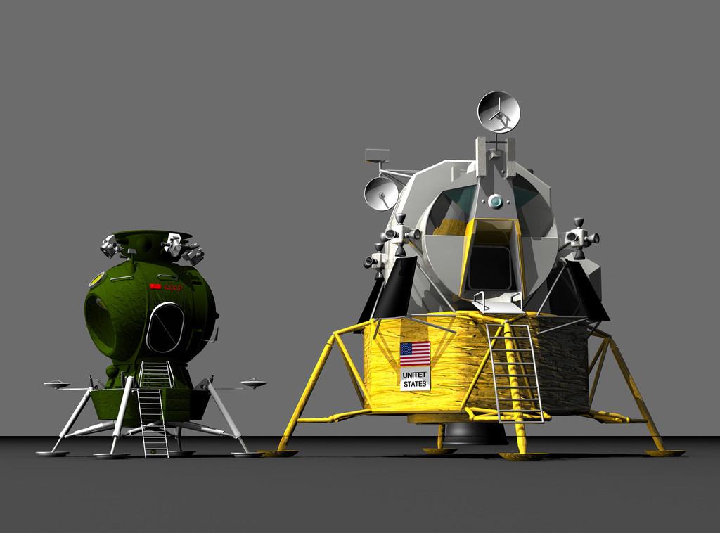 Советские технологии помогут китайцам достигнуть Луны