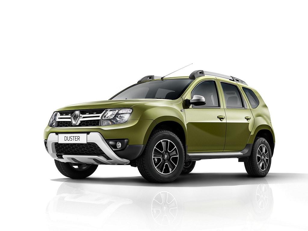 Renault Duster российской сборки отправят в страны Персидского залива