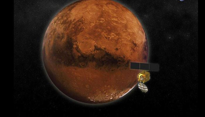Индийский спутник совершил практически  400 оборотов вокруг Марса— Ученые