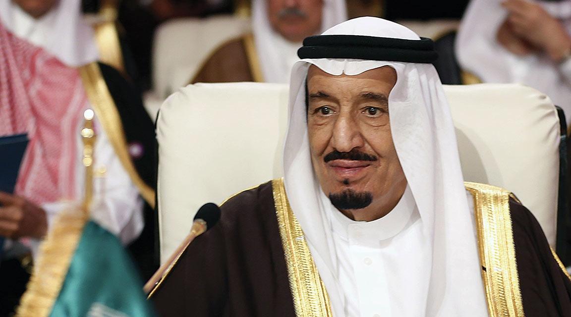 Монарх Саудовской Аравии сменил наследного принца