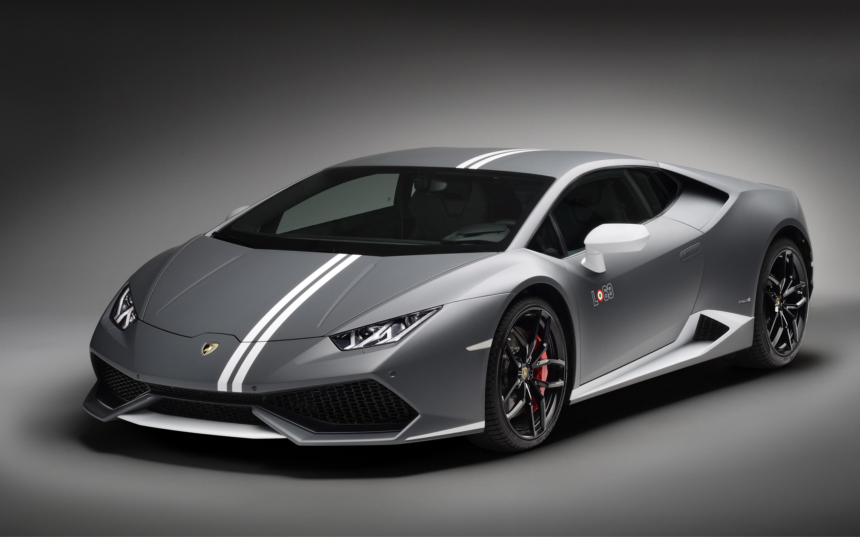 Lamborghini Huracán 2017 побил рекорды впервом тест-драйве