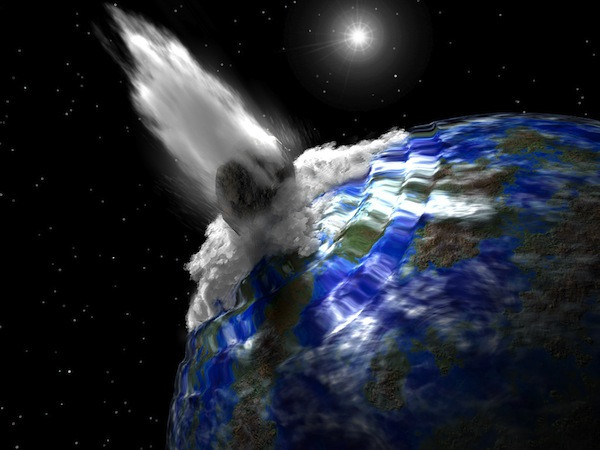 Немалый опасный астероид всубботу долетит доЗемли— ученые
