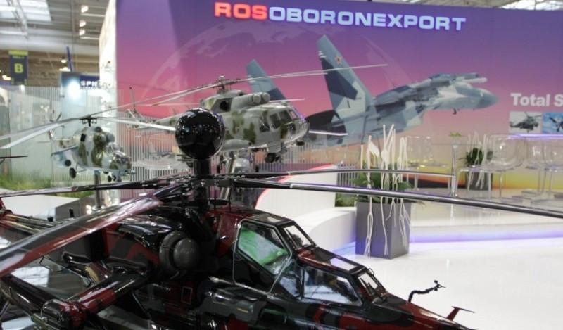 Гендиректор «Рособоронэкспорта»: План поставок оружия зарубеж в 2017г. будет изготовлен