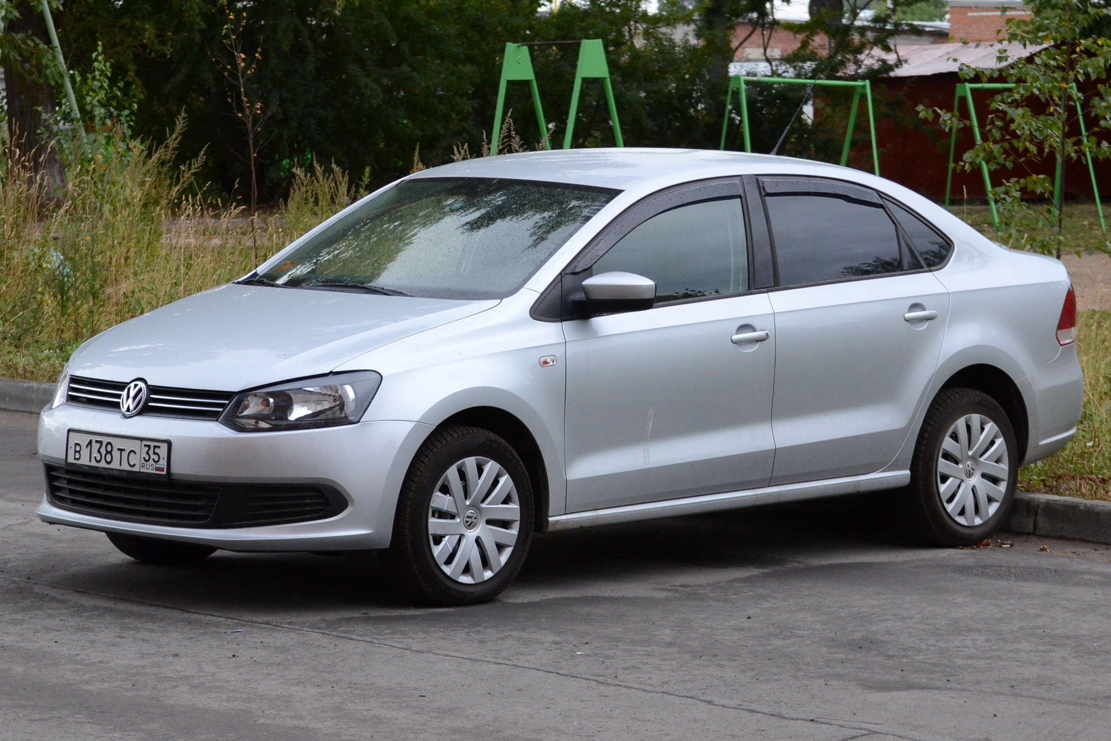Всё что выхотели знать о VW Polo 2017