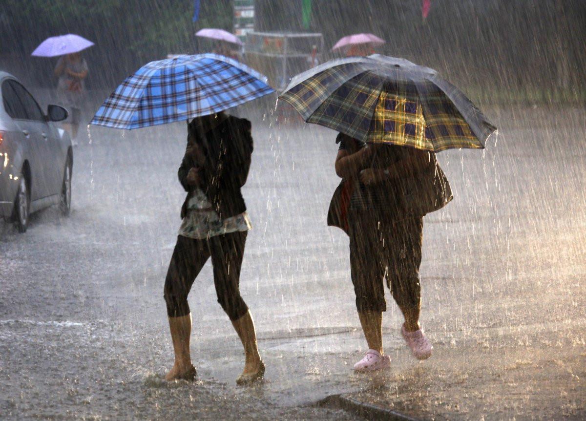 ВКрасноярском крае ожидаются грозы, дождь иград