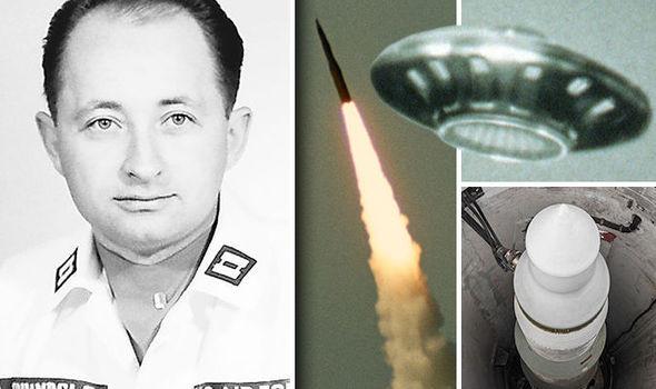 Капитан ВВС США поведал, как НЛО уничтожил 10 ядерных ракет