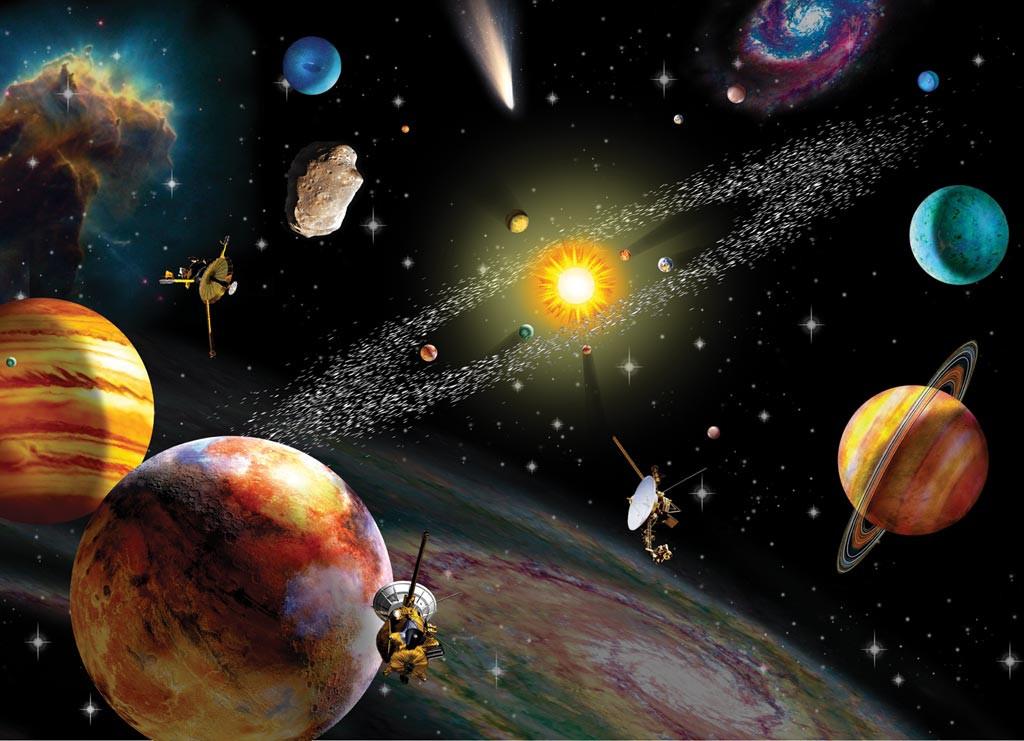 Сенсация НАСА озвезде и 7-ми обитаемых планетах оказалась «раздутой»— ученые