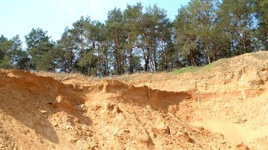 ВМордовии ребенка насмерть завалило песком