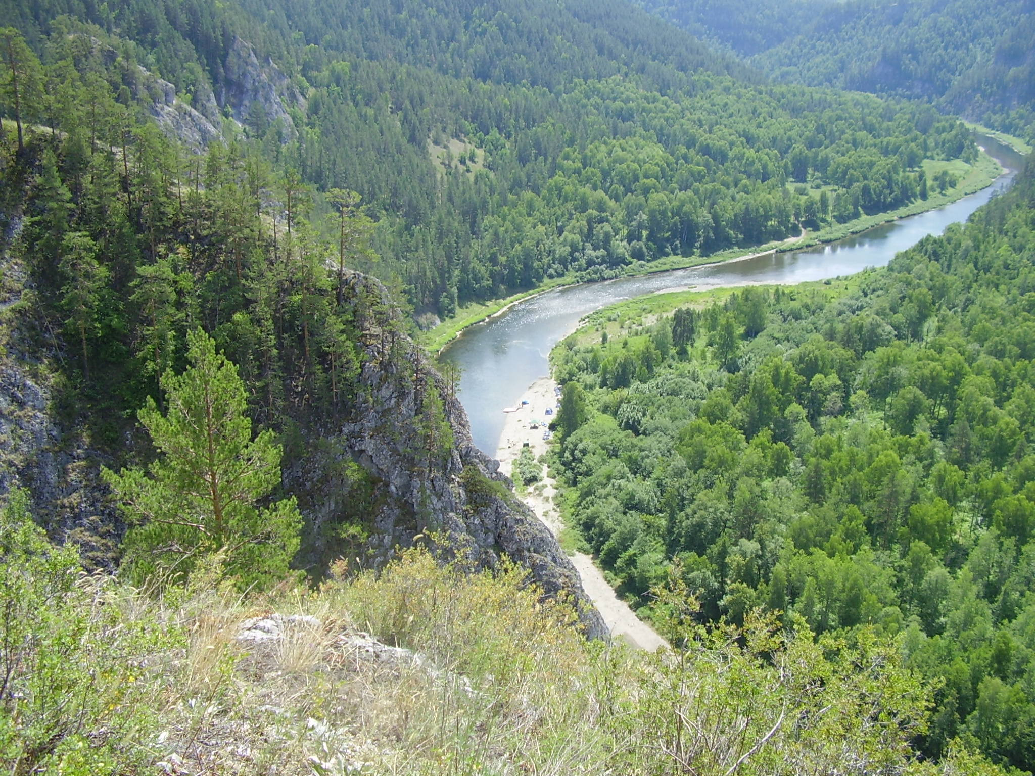 Вгорных реках натерритории Башкортостана безумно поднялся уровень воды