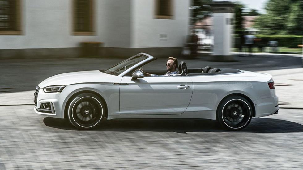 Новая Ауди S5 Cabriolet получила тюнинг отABT Sportsline