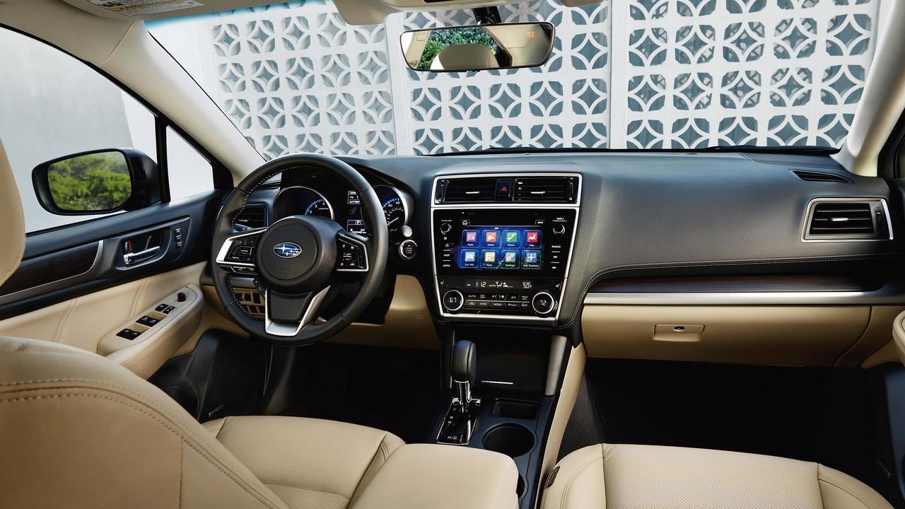 Субару обнародовала цены на новейшую генерацию седана Legacy